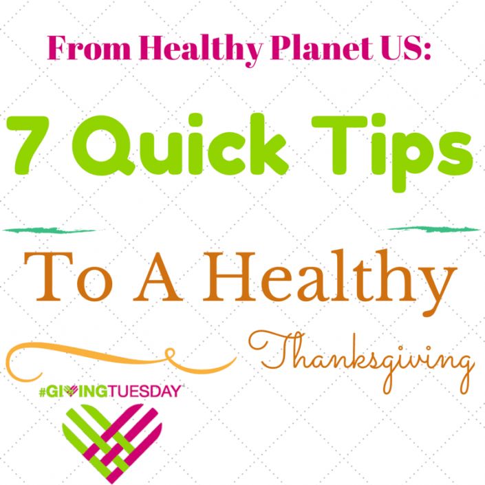 tips to a healthy holiday season