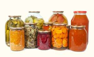 Preserving Foods for the Winter