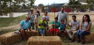 Dig Day at Vallecitos Elementary
